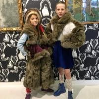 Costumes/kostymer; BAs Van Beek med/with Victoria Duffee, 2017