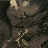 Theodor Kittelsen - Dance Macabre