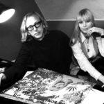 Sture Johannesson, Nina Ljung